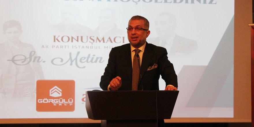 Metin Külünk: Vatanı iyi tanımalıyız