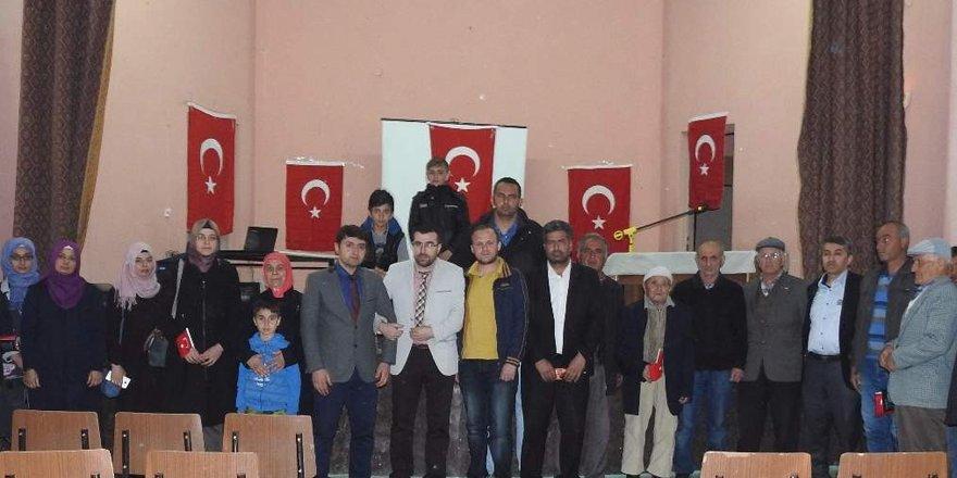 15 Temmuz gazisi Beyşehir'de darbe gecesini anlattı