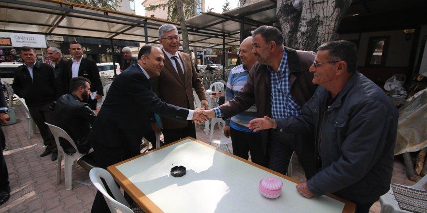 Beyşehir'de doğalgaz için ön çalışmalar başlıyor