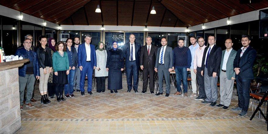 Başkan Toru, mimarlarla buluştu
