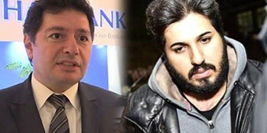 Halkbank'ın tepe ismi Mehmet Hakan Atilla tutuklandı