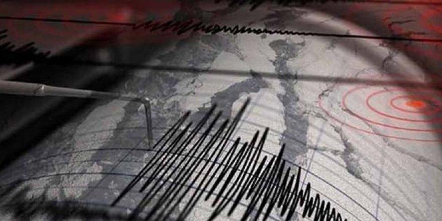 Rusya'da 7.0 büyüklüğünde deprem