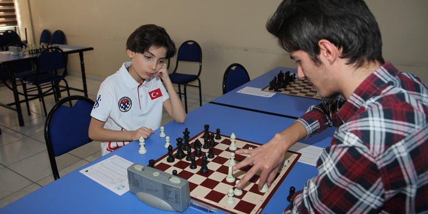 Satrançta Konya şampiyonu Selçuklu
