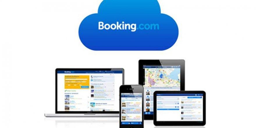 Booking'in faaliyetleri durduruldu
