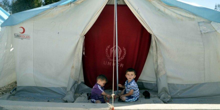BM: Suriyeli sığınmacıların sayısı 5 milyonu geçti