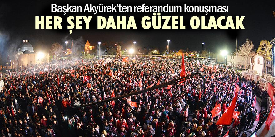 Akyürek: Türkiye'nin zaferi