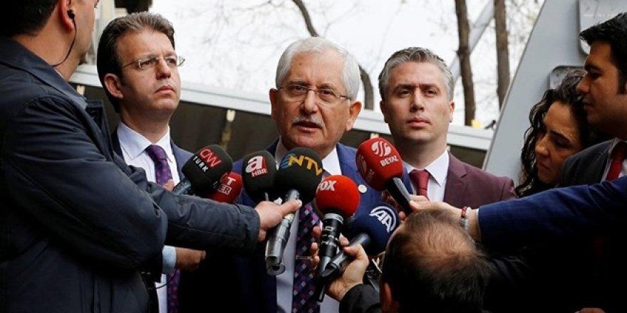YSK Başkanı Güven: Cevap vermeyeceğim, ben siyasi değilim