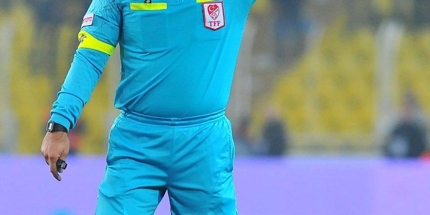 Galatasaray – Fenerbahçe derbisi Fırat Aydınus'un