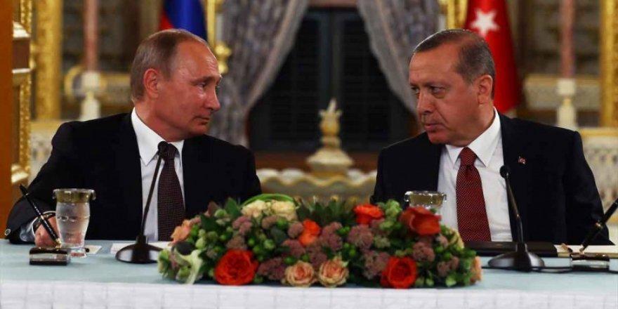Erdoğan-Putin görüşmesi 3 Mayıs'ta