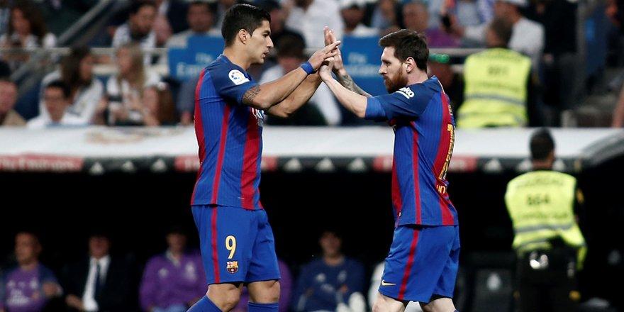 Barcelona Real Madrid'i Messi ile 90+3'te devirdi