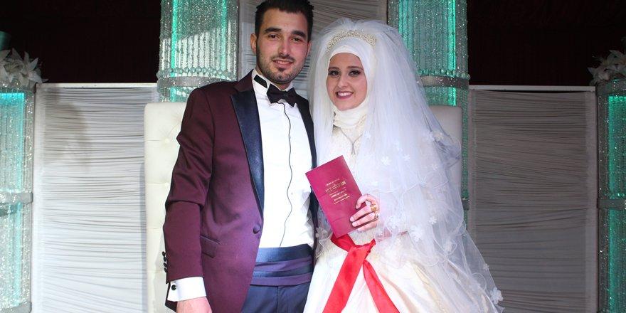 Ramazan Koçak mutluluğa 'evet' dedi