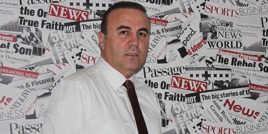 Ahmet Baydar'dan kenetlenme mesajı