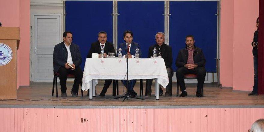 Çiftçi malları koruma başkanlığı istişare toplantısı