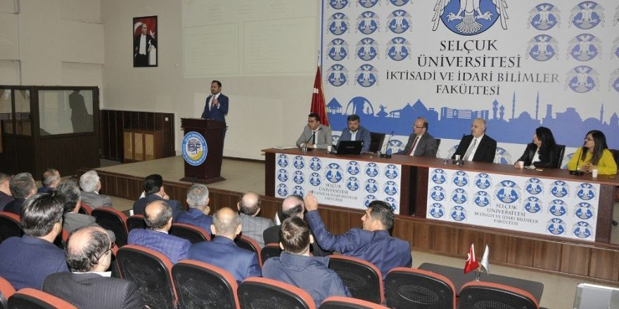 Selçuk Üniversitesi 'Tecrübesini' UNİKOP ile paylaştı