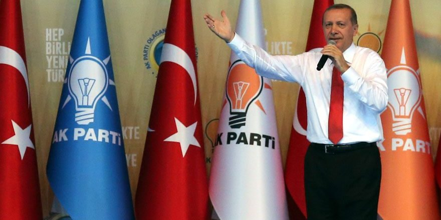 AKP'de kongre 21 Mayıs'ta