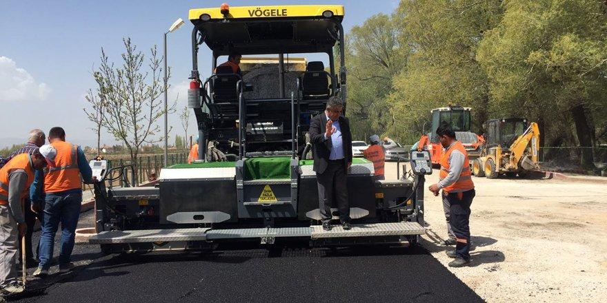 Ereğli Belediyesi 4 milyonluk araç yatırımıyla 2017 asfalt sezonunu açtı