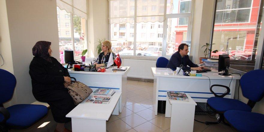 Beyşehir'de Ak Masa'ya 3 yılda 17 bin başvuru oldu
