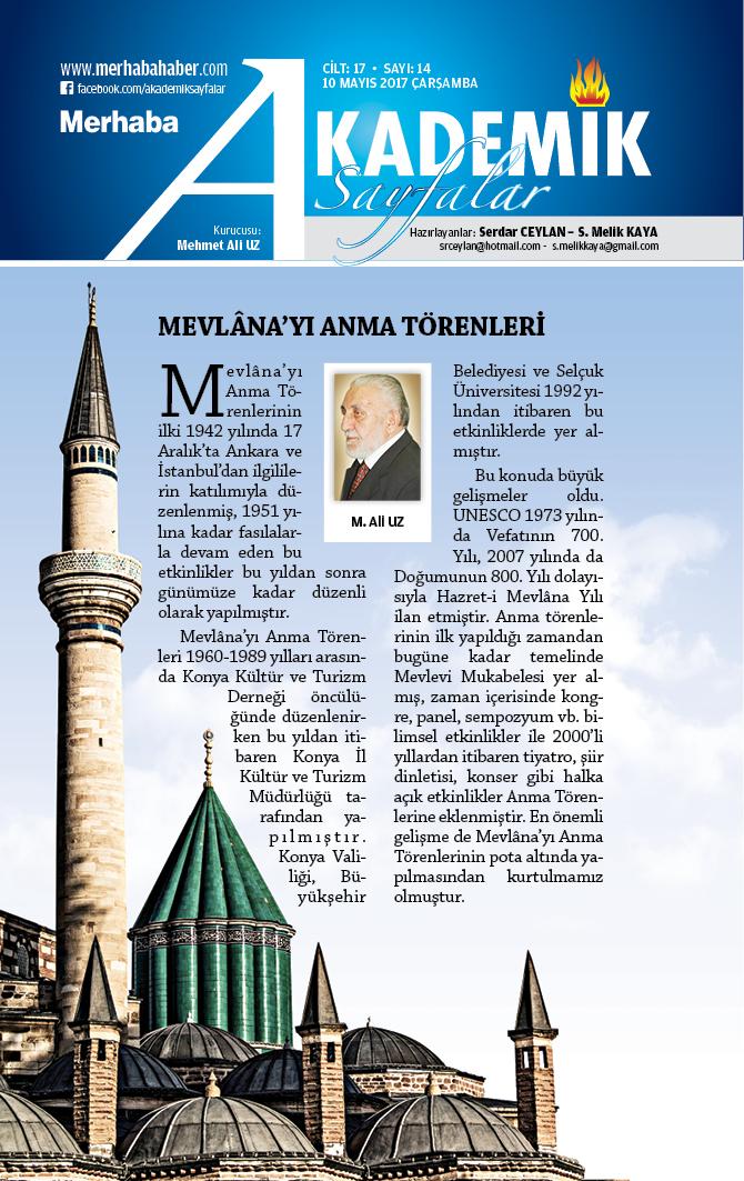 Cilt-17, Sayı-14, 10 Mayıs 2017