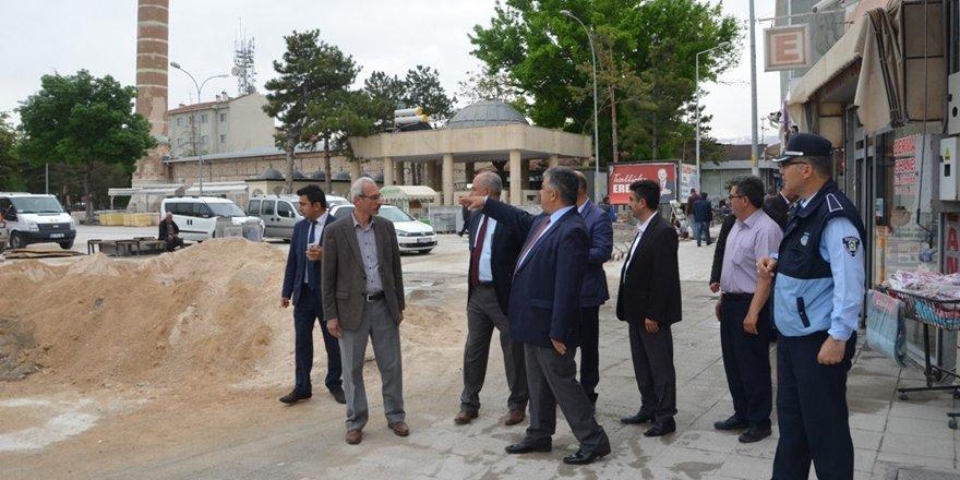 Ereğli'de Uzun Çarşı değişimle canlandı