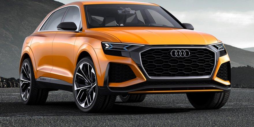 SUV furyasına Audi de 2 yeni araçla katılıyor