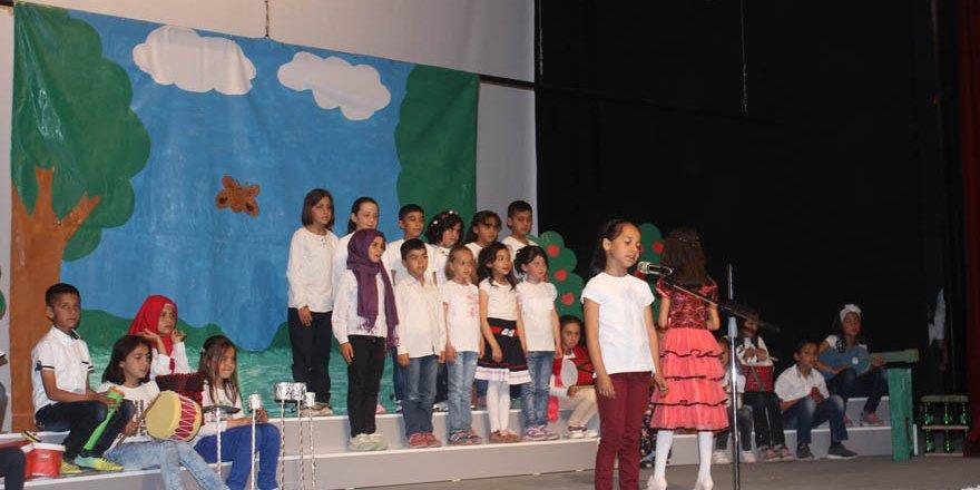 Karapınar'da müzikal tiyatro