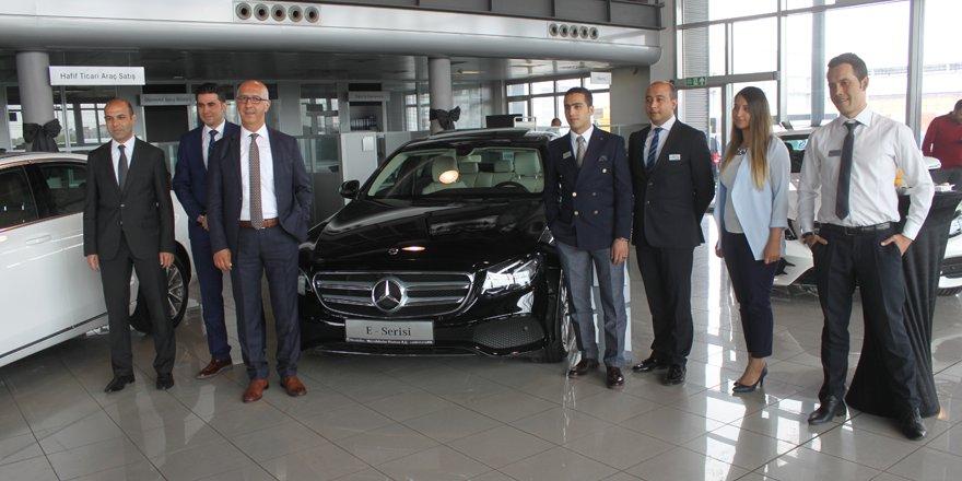 Yeni Mercedes E-Serisi test sürüşü gerçekleşti