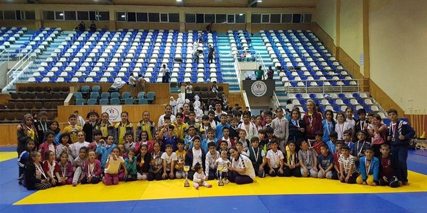Konyalı judocular  4 kupa kazandı