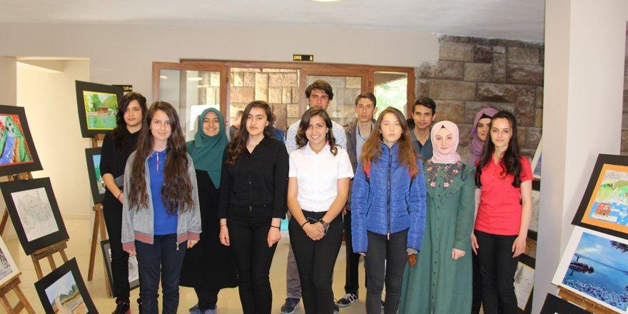 Seydişehir'de yarışmada dereceye girenlere ödülleri verildi