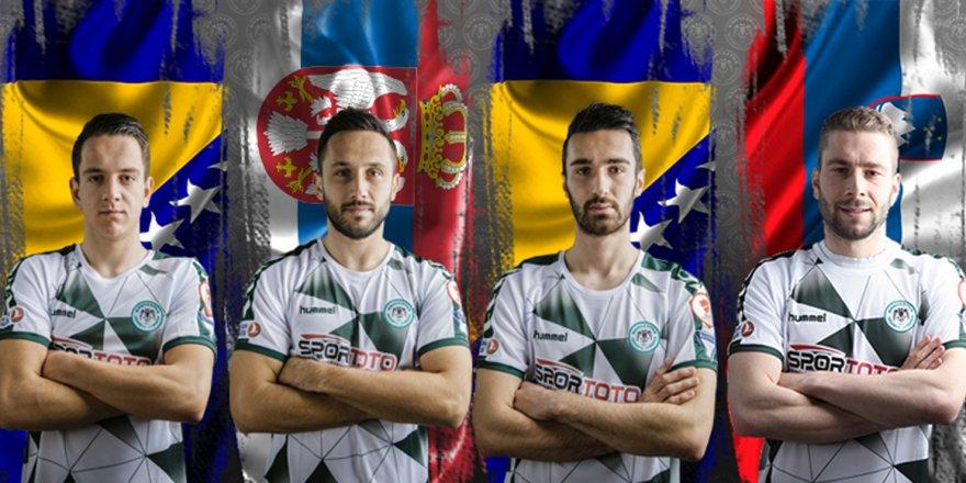 Atiker Konyaspor'un 4 yıldızına milli davet