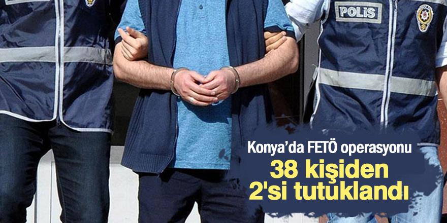 Adliyeye sevk edilen 38 şüpheliden 2'si tutuklandı