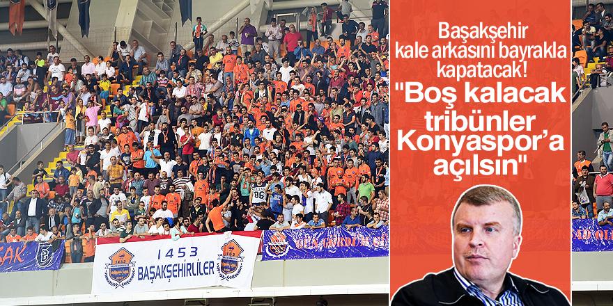 """""""Boş kalacak tribünler Konyaspor taraftarına açılsın"""""""