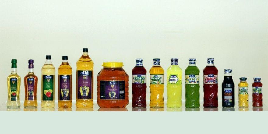 Torku, geleneksel ürünler arasına şerbet ve limonatayı da kattı