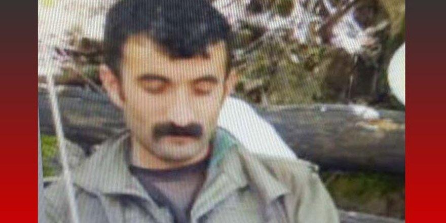 PKK'nın sözde özel güç sorumlusu öldürüldü!