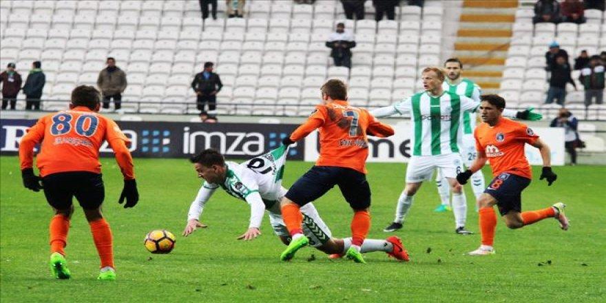 M.Başakşehir ile A.Konyaspor'un 21. randevusu