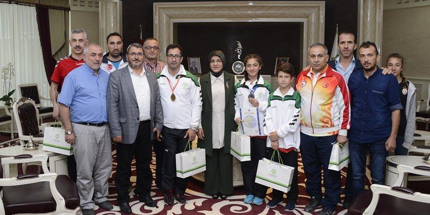 Meram'da spor alt yapısı güçleniyor