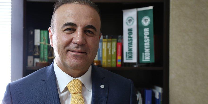 """""""Avrupa'da farklı bir Konyaspor olacak"""""""
