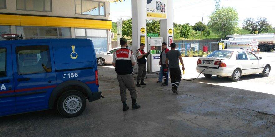 Beyşehir'de jandarmadan sahte para uyarısı