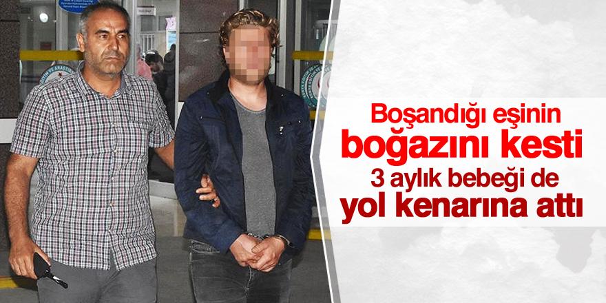 Konya'da korkunç olay!