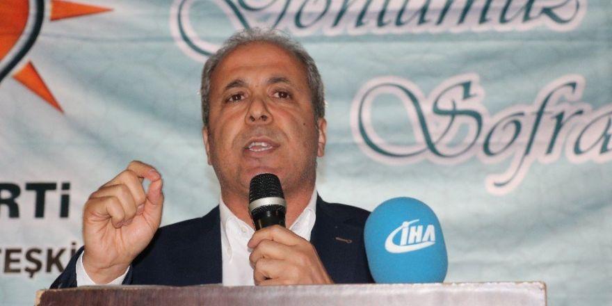 Şamil Tayyar adaylığını açıkladı