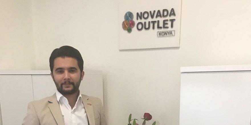 Novada Outlet'te Tayfur Kurt dönemi