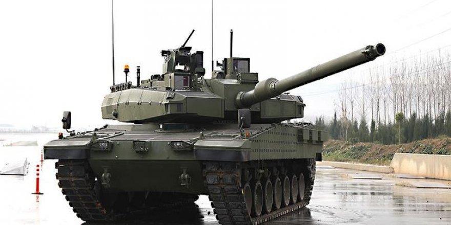 Altay tankı için flaş gelişme!