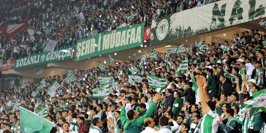 Konyaspor  390 bin lira ceza ödedi