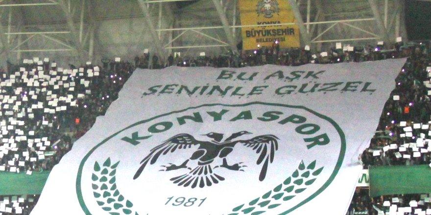 Konyaspor bayrağı  FSM'de dalgalanacak