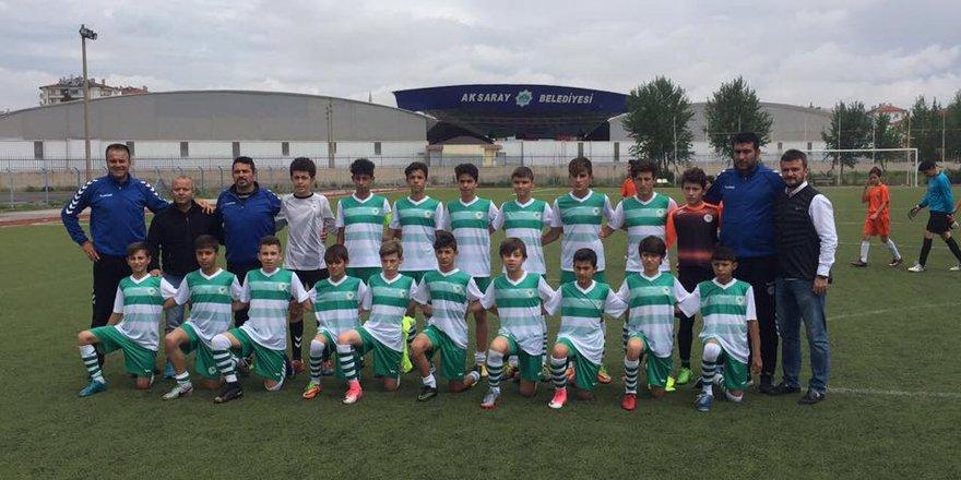 Atiker Konyaspor U13 takımı tur atladı