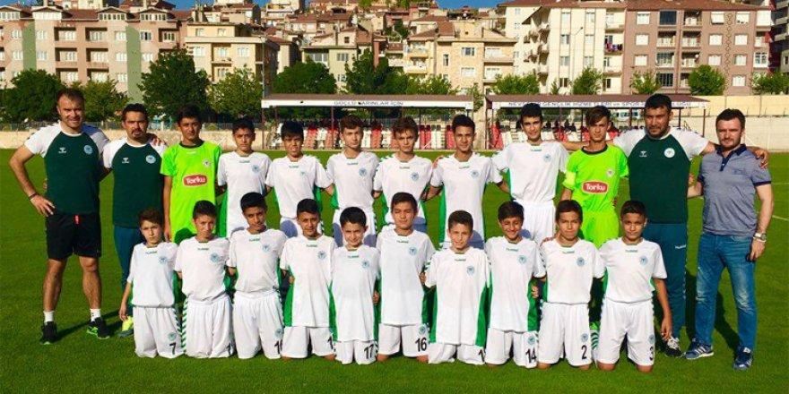 Atiker Konyaspor genç yetenekleri arıyor