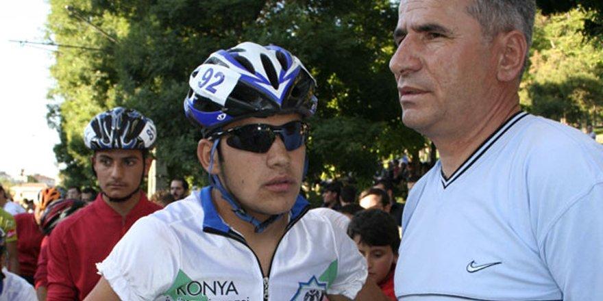 Yıldız pedallar Konya'da kampa girdi