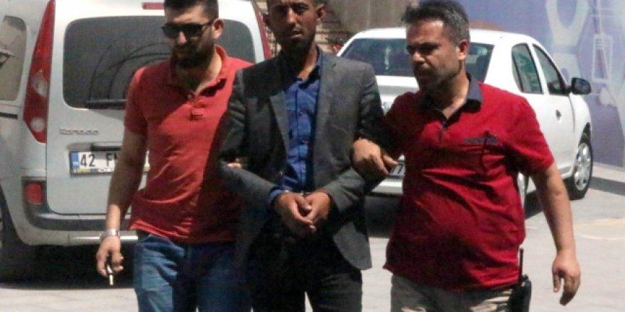 Basın Açıklaması Yapma Meraklısı Hırsız Tutuklandı
