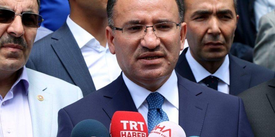 """Kılıçdaroğlu, milletin gözünün içine baka baka yalan söylüyor"""""""