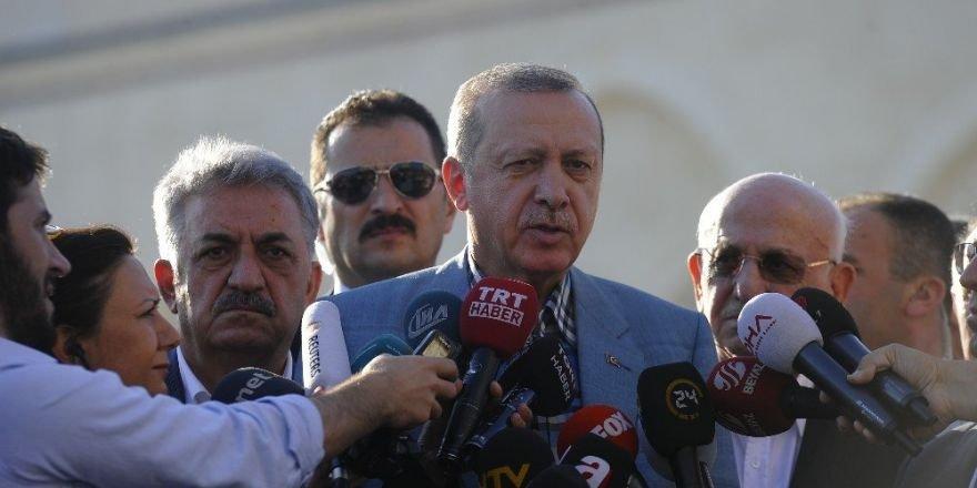 Erdoğan: Kürt devletine izin yok!