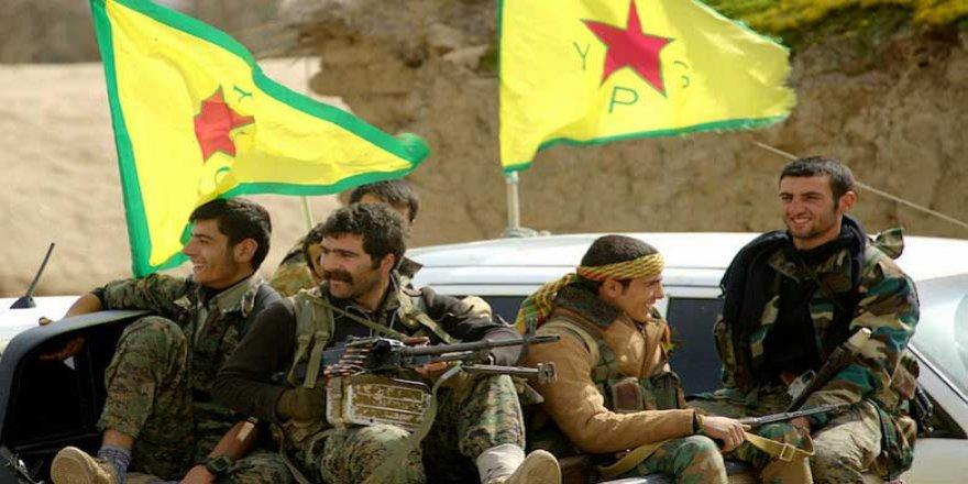 YPG Afrin'e yığınak yaptı!